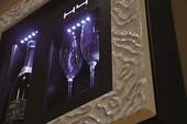 Sektkühl-Wandbilderrahmen QV 12 - KBS Gastrotechnik