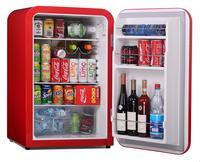 Volltürkühlschrank KBS 130 Retro Style offen 60440 KBS Gastrotechnik