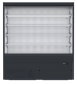 Wandkühlregal Filip RB 1250 ohne Maschine 40125 KBS Gastrotechnik