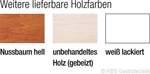 weitereHolzfarben