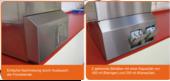 Zubehör Reinigungsmittel Vorratsbehälter 120020 KBS Gastrotechnik