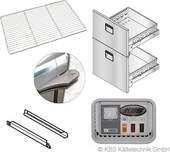 Zubehör Umbausatz Kit für linksanschlag 930096 KBS Gastrotechnik